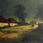 ночь в станице