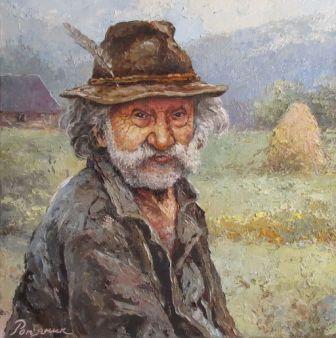 старый мужчина